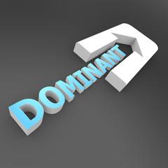 Dominant arrow