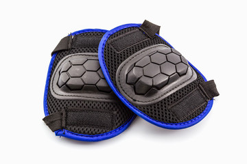 Knee pads of knee protectors.