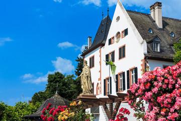 Stadt der Rosen Eltville am Rhein