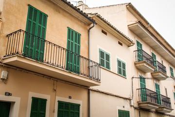Mediterane Fassaden