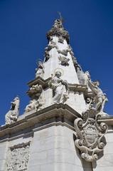 Colonna della Trinità, Budapest. 4