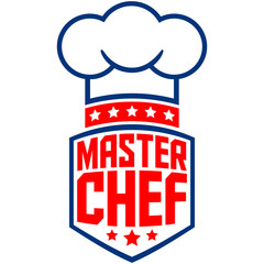 Cool Master Star Chef Logo