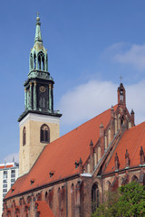 Marienkirche in Berlin