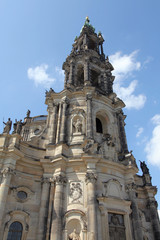 Kathedrale in Dresden