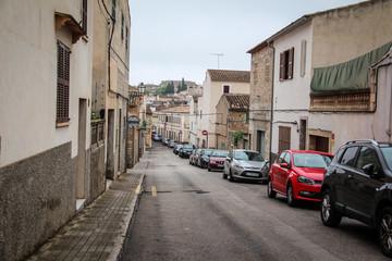 Mediterrane Stadt Arta