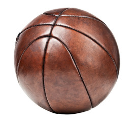 vintage basket ball
