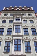 historisches Stadthaus in Dresden