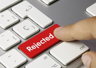 Rejected. Keyboard