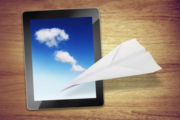 send mail tablet