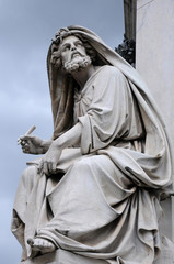 Statue of Isaiah