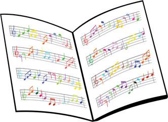CAHIER MUSICAL