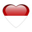Monaco flag button.