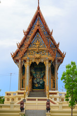 Center Temple , thailand