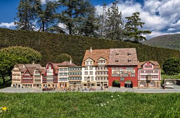 Appenzell main street
