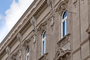 odl building facade