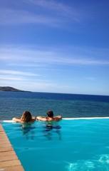 instant amour et vacances