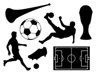Vector Set Soccer
