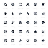 SEO Professional Mono Icon Set