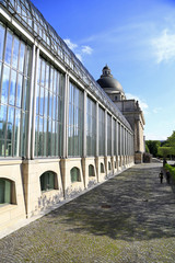 Bayerische Staatskanzlei in München (seitlich)