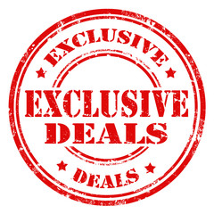 Exclusive Deals-stamp