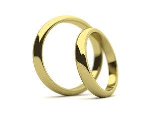 wedding rings man & woman