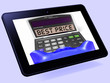 Best Price Calculator Tablet Means Bargains Discounts And Saving
