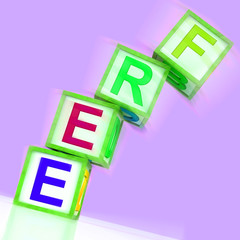 Free Word Mean Gratis Or Without Charge