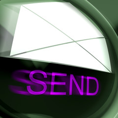 Send Postage Means Email Or Post To Recipient