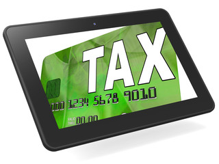 Tax On Credit Debit Card Calculated Shows Taxes Return IRS