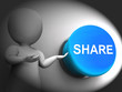 Share Pressed Means Sharing Recommending And Feedback