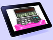 Best Deals Calculator Tablet Means Great Buy And Savings