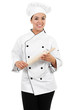 Female Chef