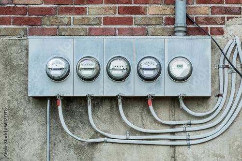 Electric Meters - 66027141