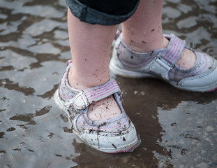 puddle shoes