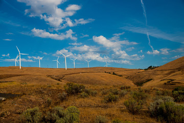Wind Turbines in Washington State