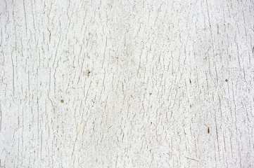 White Cracked Wood Texture