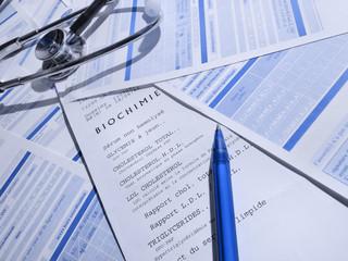 résultats d'analyse,prévention,hygiène de vie