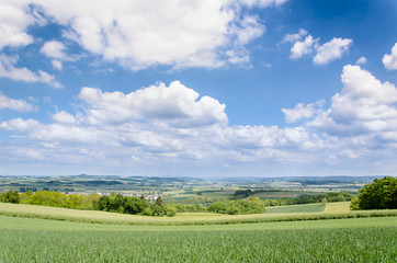 Landschaft in der Eifel 3