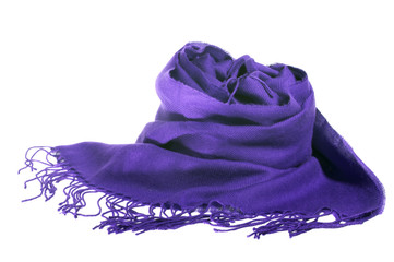 Scarf of woman