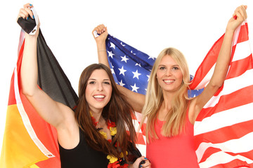 Flaggengirls