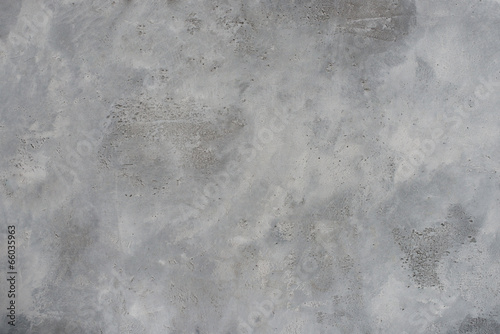 High resolution rough gray textured grunge concrete wall, - 66035963