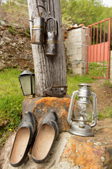 utensilios y herramientas vintage , antigüedades