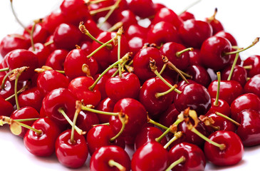 Deliciosas cerezas