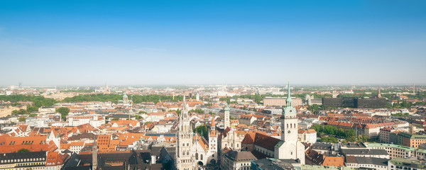 panorama Munich