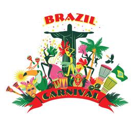 Brazilian Carnival.
