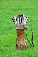 Antique quiver of arrows