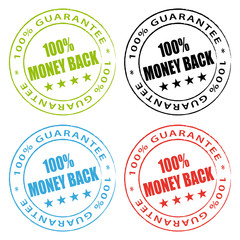 Money back stamps