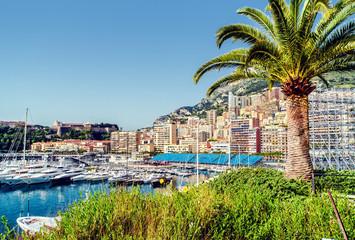 Port Hercules. Principality of Monaco