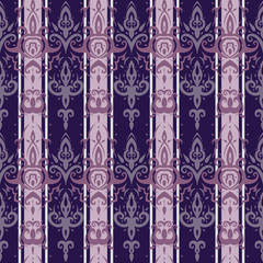 Seamless wallpaper pattern.