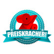 Preiskracher! Button, Icon